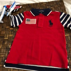 Polo Ralph Lauren Toddler 4 - Polo shirt